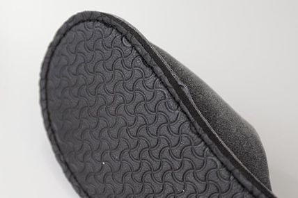 DECO VIEW ライフスタイルその他 【DECO VIEW】 Washing typo embroidery slippers(8)