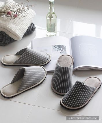 DECO VIEW ライフスタイルその他 【DECO VIEW】 Vintage washing slippers