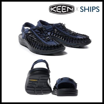 KEEN サンダル ★関税込★KEEN★MEN UNEEK M★SHIPS COLLABORATION コラボ★