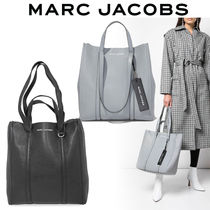 【MARC JACOBS】THE OVERSIZED TAG TOTE☆トートバッグ