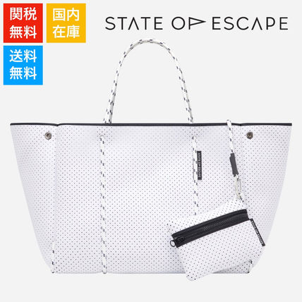 State of Escape マザーズバッグ 国内在庫 State of Escape エスケープバッグ ロンハーマン 取扱
