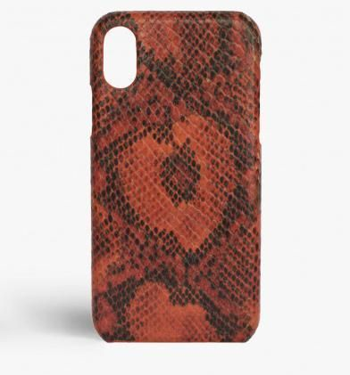 THE CASE FACTORY スマホケース・テックアクセサリー 関送込☆THE CASEFACTORY☆IPHONE XS MAX SNAKE LAVA(2)