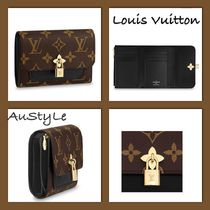 ■Louis Vuitton■FLOWER COMPACT WALLET■Noir■ ブラック
