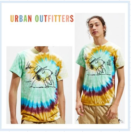 【Tシャツ】Urban Outfitters Spike Relax Tie-Dye Tee