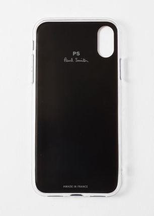 Paul Smith スマホケース・テックアクセサリー 【Paul Smith】 Live Faster   iPhone X用ケース*追跡送料込み(2)
