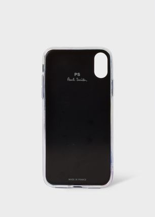 Paul Smith スマホケース・テックアクセサリー 【Paul Smith】 Live Faster   iPhone X用ケース*追跡送料込み(3)
