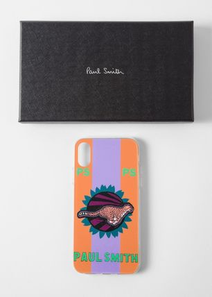 Paul Smith スマホケース・テックアクセサリー 【Paul Smith】 Live Faster   iPhone X用ケース*追跡送料込み(4)