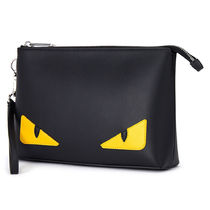 【関税負担】 FENDI MONSTER EYES CLUTCH