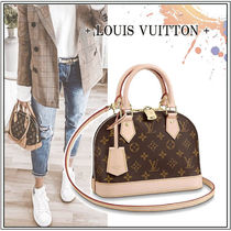 定番人気★ Louis Vuitton Monogram Alma BB