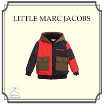 Little Marc Jacobs☆Boys ジャケット Blue×Red×Green 2-10Y