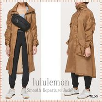 『lululemon』レインコート◆Smooth Departure Jacket◇