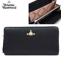 Vivienne Westwood//zip long wallet長財布