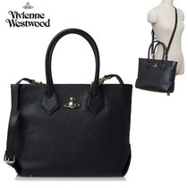 Vivienne Westwood//tote & shoulder bag