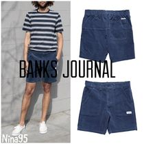 BANKS JOURNAL  BIG BEAR ショートパンツ
