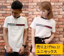 Tommy Hilfiger(トミーヒルフィガー) Tシャツ・カットソー 人気MAX!【TOMMY HILFIGER】メンズロゴ TinoTee 各色
