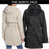 【THE NORTH FACE】City Breeze Trench Raincoat★2色から★