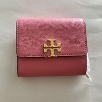 【国内発送・関税無】Tory Burch Kira Foldable Medium Wallet