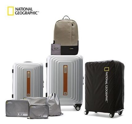 NATIONAL GEOGRAPHIC スーツケース [National Geographic]  人気28型20型セット スーツケース