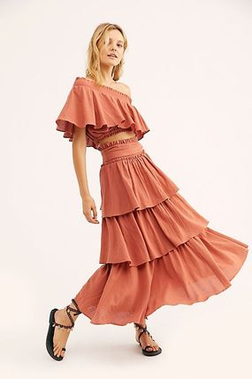 Free People セットアップ 日本未入荷★Free People ティアードセットアップ(2)