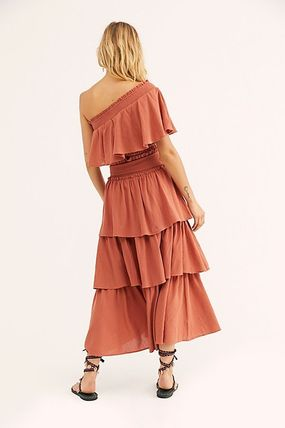 Free People セットアップ 日本未入荷★Free People ティアードセットアップ(3)