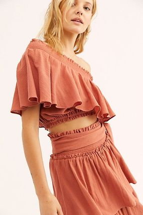 Free People セットアップ 日本未入荷★Free People ティアードセットアップ(4)