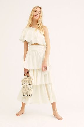 Free People セットアップ 日本未入荷★Free People ティアードセットアップ(5)