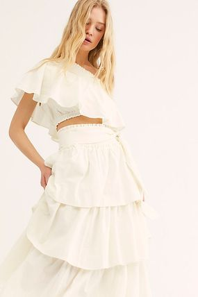 Free People セットアップ 日本未入荷★Free People ティアードセットアップ(7)