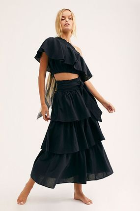 Free People セットアップ 日本未入荷★Free People ティアードセットアップ(9)
