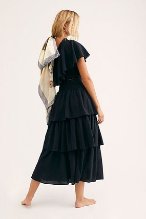 Free People セットアップ 日本未入荷★Free People ティアードセットアップ(10)
