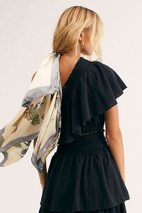 Free People セットアップ 日本未入荷★Free People ティアードセットアップ(11)