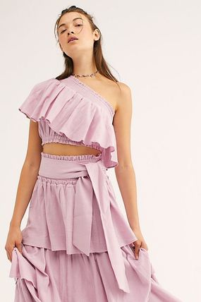 Free People セットアップ 日本未入荷★Free People ティアードセットアップ(12)