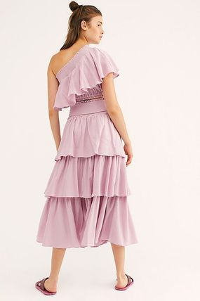 Free People セットアップ 日本未入荷★Free People ティアードセットアップ(13)