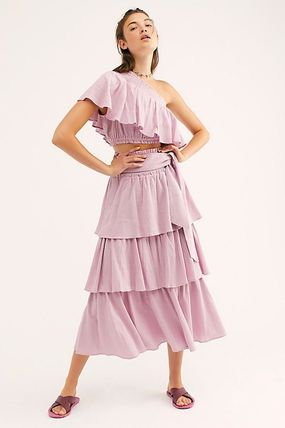 Free People セットアップ 日本未入荷★Free People ティアードセットアップ(14)