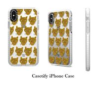 Casetify☆Leopards Bodil Jane iPhone Case コラボケース