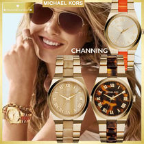 【セール】Michael Kors Channing Acetate Watch選べる3色