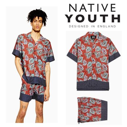 Native Youth セットアップ 【NATIVE YOUTH】国内発送★ セットアップ ミックス柄