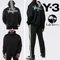 新作★大人気【 Y-3】SIGNATURE GRAPHIC HOODIE & PANTS