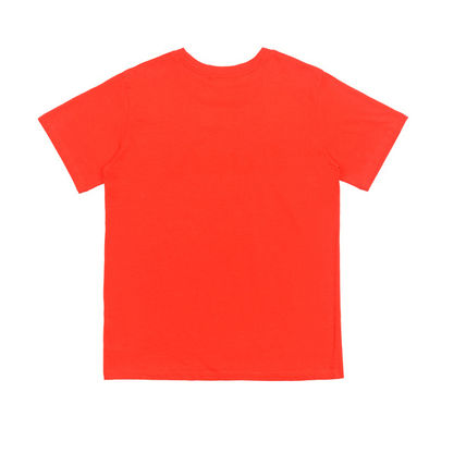 BLANK Tシャツ・カットソー ★BLANK★日本未入荷 韓国 ロゴ 半袖 Tシャツ OUCH T-RD【3色】(15)