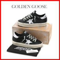 関税負担☆人気☆【GOLDENGOOSE】☆HIGHSTAR SNEAKERS☆BLACK☆