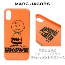 コラボ/Charlie Brown【送込 Marc JacobsxPeanuts】iphone X/XS