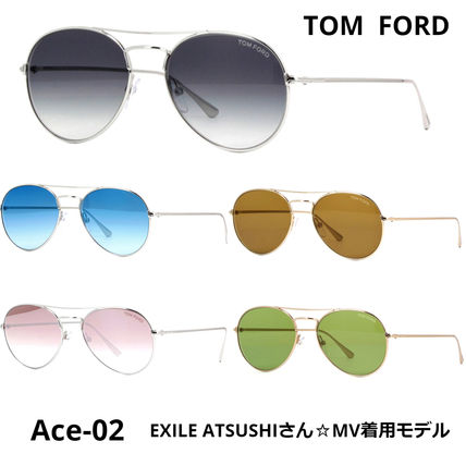 TOM FORD サングラス 関送込*TOM FORD*TF551   Ace-02   サングラス