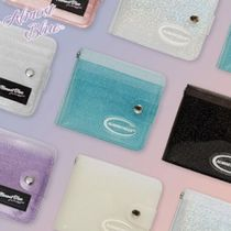★ALMOST BLUE★TWINKLE JELLY WALLET 全7色【追跡送料込】