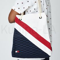KITH( キス ) × TOMMY HILFIGAER  Beach Tote バッグ