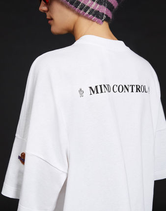 MONCLER Tシャツ・カットソー 累積売上総額1位!【MONCLER GENIUS】8 PALM ANGELS_T-SHIRT(3)