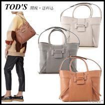 *TOD'S トッズ*DOUBLE T SHOPPING BAG MEDIUM 関税/送料込