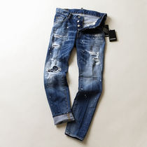 DSQUARED2 ディースクエアード SKATER JEAN s74lb0603