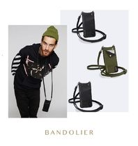 Bandolier/Emma Pebble Leather Crossbody iphone XR/XS MAX
