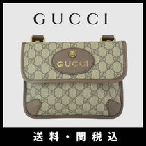 ■GUCCI 新作■SMALL GG SUPREME クロスボディバッグ