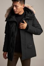 【CANADA GOOSE】2019/20AW LANGFORD PARKA FUSION FIT (Black)