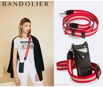 【NEW!!限定】Bandolier*Kimberly Woven Strap*For ALL iPhone